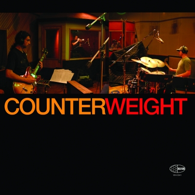 "A photo of the cover of the album ""Counterweight"" by ""Counterweight"""