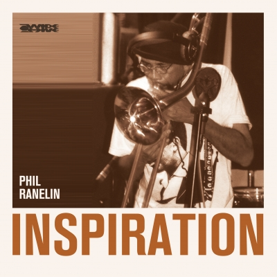 A photo of the cover of the Wide Hive release, Inspiration by Phil Ranelin.