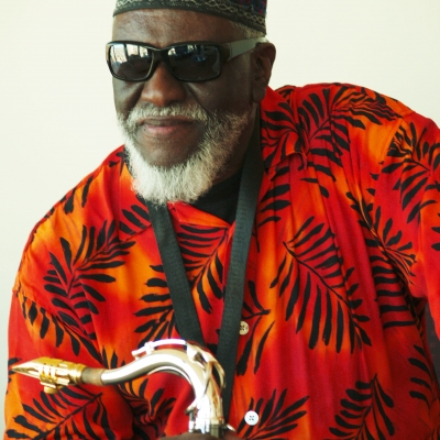 A photo of Pharoah Sanders