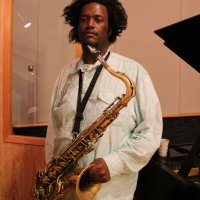 A photo of Kamasi Washington.